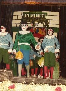 Pioneros del Carnaval