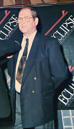 Personaje Entrañable - Julio Barcia Bernal