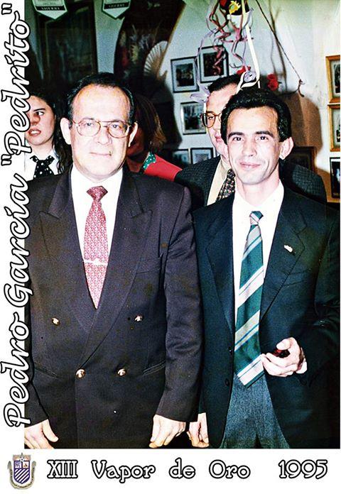 XIII Vapor de Oro - Pedro García Garrido