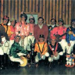 1987.- Los Jockeys Despistados – Francisco Rodríguez