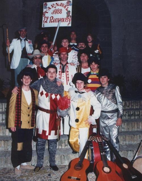 1988.- Pregon de Manolo Casal - 1