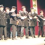 1998.- Arribando en Puerto – Juan Luis Falcón Suárez