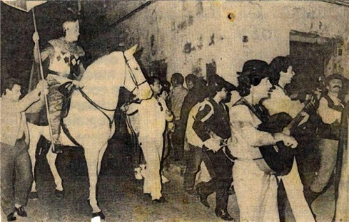 Antología de los Majaras - Manolo Casa a Caballo - Caja Gafa y Guitarra Miguel Neva 1