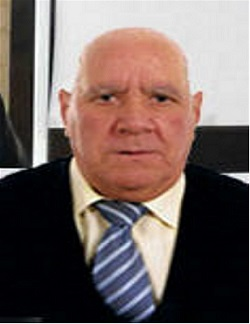 Francisco Soto Alarcón - Personaje Entrañable 1997