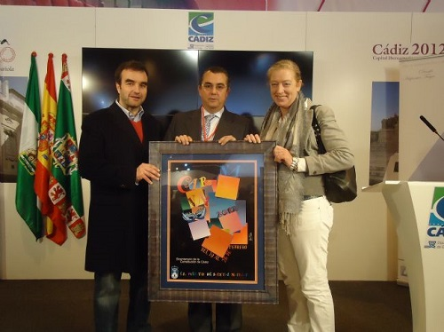 Presentación Carte 2012 en Fitur