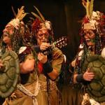 La Selva Madre, única agrupación de El Puerto que pasa a Cuartos de Final del Concurso del Gran Teatro Falla