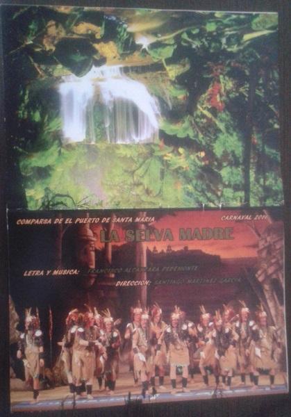La Selva Madre - Cancionero