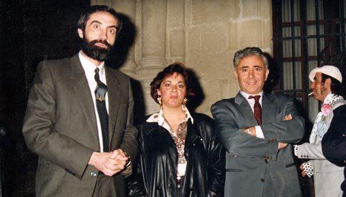 Andrés Caparros Martínez - Pregonero 1990