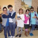 El Cuarteto «Los Gemeliers de la calle Barrié» pasan a la Final Juvenil de COAC del Gran Teatro Falla