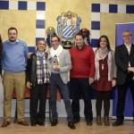Entrega del II Premio El Puerto de Carnaval