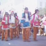 1991.- Indios con plumas de colores, hachas de madera, no matan, pero hacen la puñeta