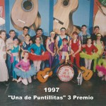 1997.- Una de Puntillitas – Alfonso Villar Morro