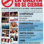 Festival «La Calita no se Cierra» – 28/05/2016 – 12:30 h.