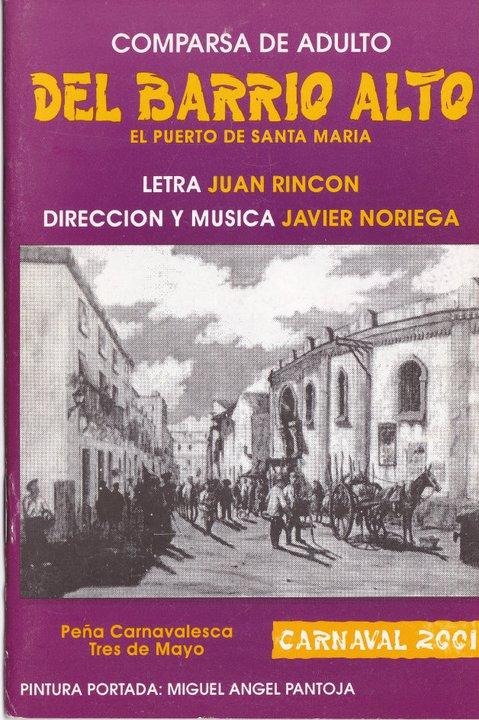 Del Barrio Alto - Cancionero