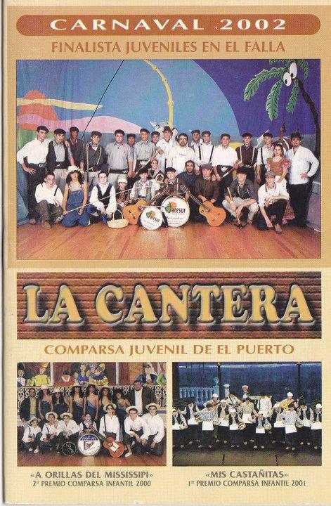 La Cantera - Cancionero