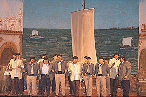 El Barco de los Barriles