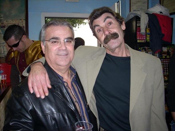 Manuel Albaiceta y Francisco Díaz García