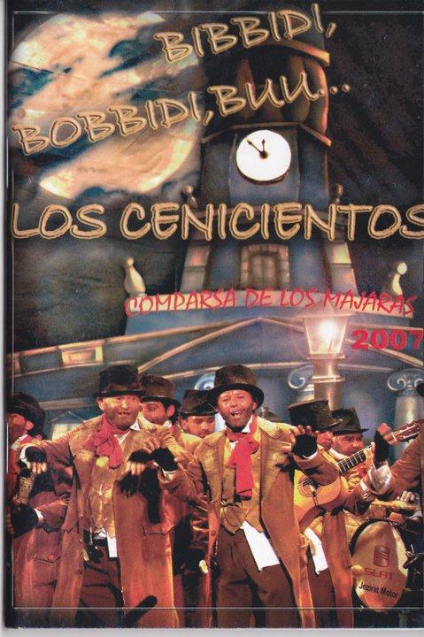 Los Cenicientos - Cancionero