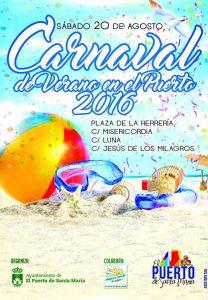 Carnaval de Verano 2016
