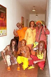 Jamaica - Tipo
