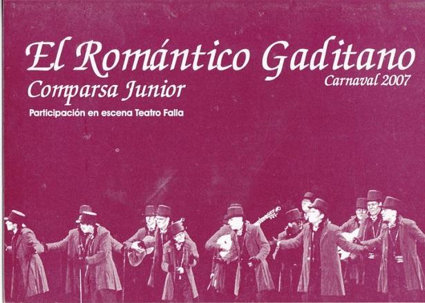 El Romántico Gaditano - Cancionero
