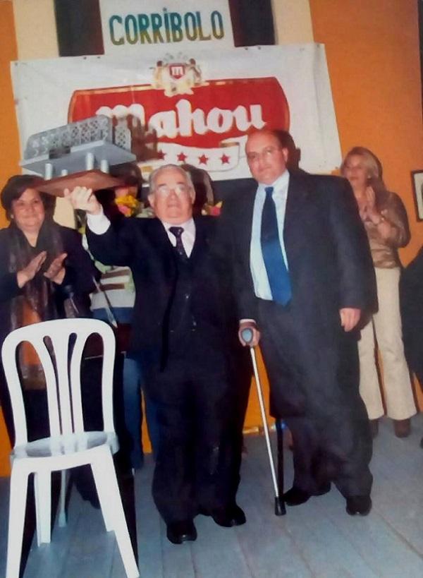 2007.- Felipe García Cortes - Chico -