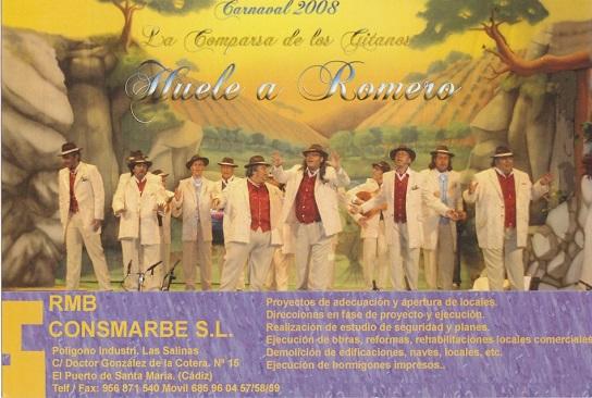Huele a Romero - Boceto