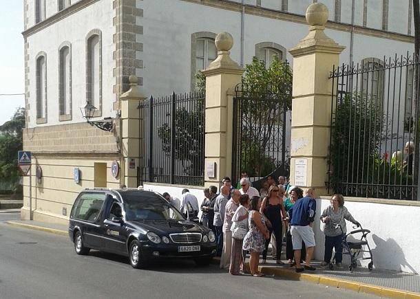 Funeral - José Luis Arniz
