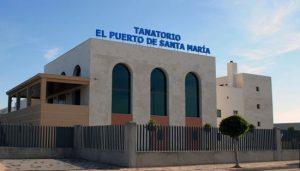 Tanatorio - Polígono Industrial San José - Calle Canales
