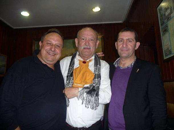 Luis Galán - Pedro de Los Majaras y Vicente Esquerdo Oliva