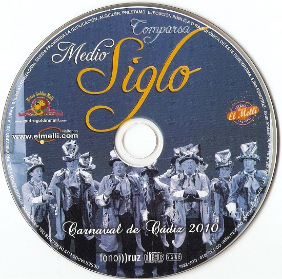 Medio Siglo - CD