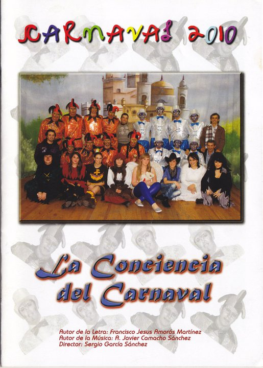 La Conciencia del Carnaval - Cancionero