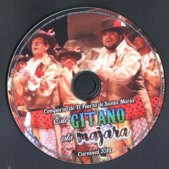 CD - Este Gitano está Majara
