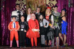 Gala elección coquineras y coquineros del Carnaval 2018