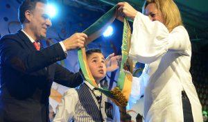 Oscar Gallardo - Coquinero Infantil Mayor