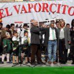 2018.- XVII Insignia Pepe el del Vapor