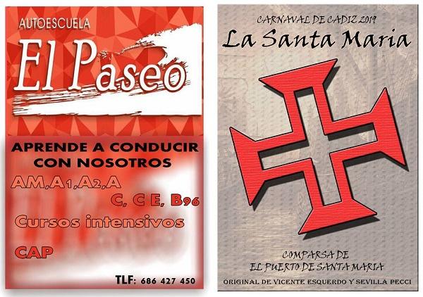 La Santa María - Cancionero