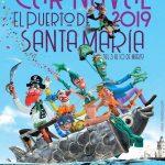Cartel del Carnaval de El Puerto – Guíame al Carnaval