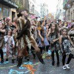 """Ana María Arias: """"Hemos recuperado el Carnaval para la ciudad"""""""