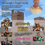 Gran Noche Carnavalesca dedicada a Ángel García