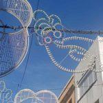 El Puerto estrena alumbrado de Carnaval