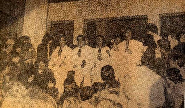 Cuba en la Facultad de medicina