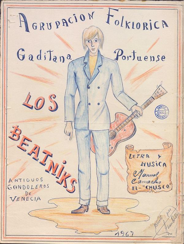 Los Beatniks - Boceto