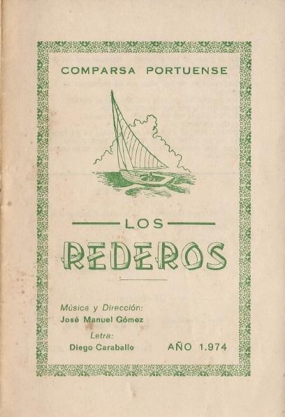 Los Rederos - Cancionero