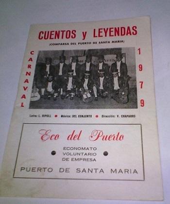 Cuentos y Leyendas - Cancionero