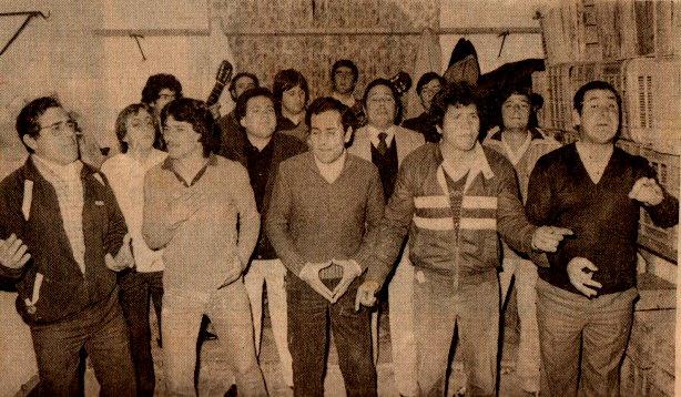 Rocieros Andaluces - Ensayos