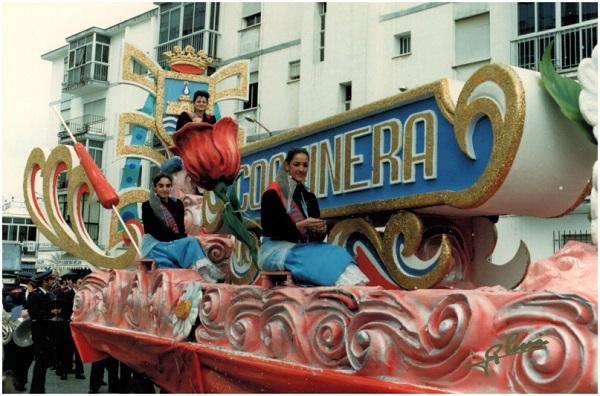 CARROZA COQUINERAS 1986