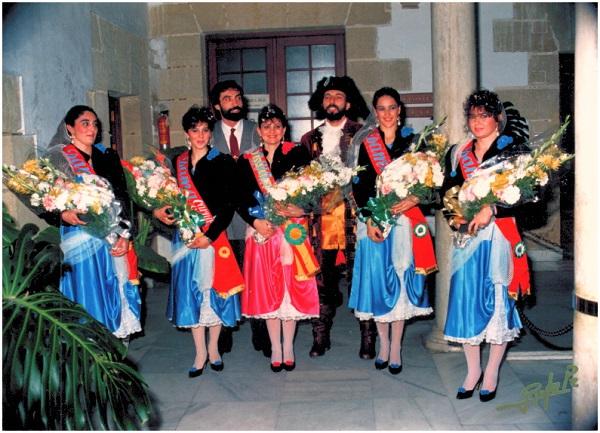 COQUINERAS 1987