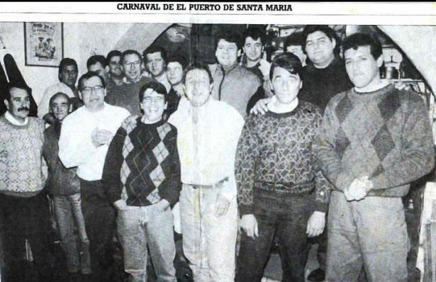 Conjunto elegido para crear la Antología de Luis Galán, con motivo de su Pregón