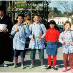 1991.- Tres y la señorita Inés